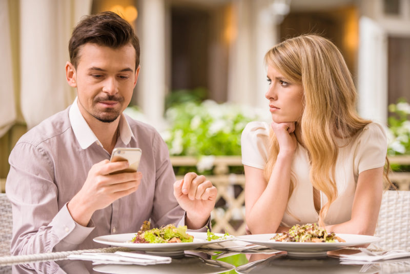 security and safety for dating while married