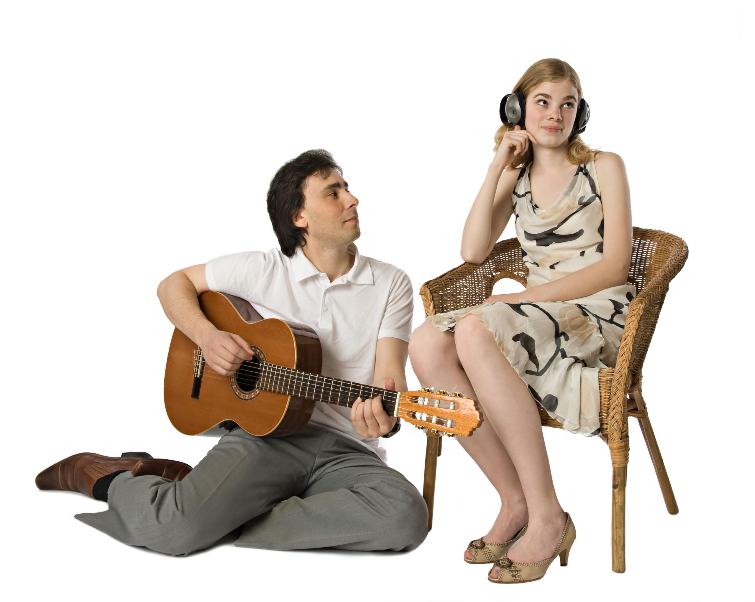 Dating a Deaf Girl